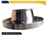 Bride modifiée de collet de soudure d'acier du carbone d'ASME A105n