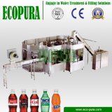 linha de engarrafamento Carbonated do refresco 10000-12000b/H/planta de enchimento