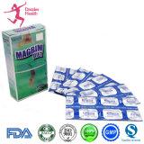 체중 감소를 위한 환약 또는 캡슐을 체중을 줄이는 Magrim 규정식