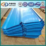 Corrugated стальной лист от фабрики Китая