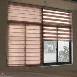 Goldlieferanten-Zubehör-Polyesterzebra-Vorhänge für Fenster-Vorhänge