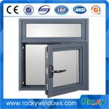 Guichet thermique en aluminium bon marché de tissu pour rideaux d'interruption