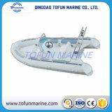 Barco inflable de la costilla de Hypalon/PVC (RIB430)