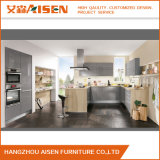 Cabina de cocina brillante del estilo de la cocina de la norma de calidad del diseño moderno de la cocina