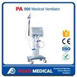 PA-500 LED表示ICU換気装置機械セリウムのマーク