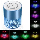 Siete altavoces ligeros de los colores LED Bluetooth con alta calidad