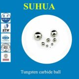 сфера G25 шарика карбида вольфрама 6mm твердая