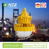 폭발성 대기권 지역 1&2,  폭발성 먼지 지역 21&22 LED 가벼운 화학 플랜트 폭발 방지 정착물