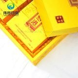 Impressão de empacotamento feita sob encomenda avançada da caixa de presente