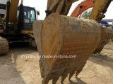 Excavador hidráulico usado japonés original del gato 329dl (oruga 325DL 329DL)