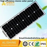 Réverbère solaire Integrated de stationnement de Chambre de jardin de DEL avec Hors IP65