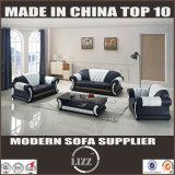 Sofá Home moderno do couro da mobília de Europa da alta qualidade da sala de visitas