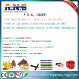 Unregelmäßige Form-Zoll RFID Belüftung-Mitgliedskarte