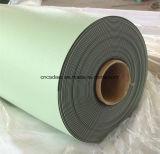 Het Waterdichte Membraan van pvc met de Versterkte Vezel van de Polyester