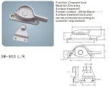 Gerundeter Verschluss für Fenster und Tür (SW-603 L/R)
