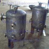 銅かチタニウムリアクターか反作用の容器