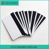 Carte de PVC de piste magnétique de jet d'encre pour la carte de visite professionnelle de visite
