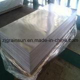 Het Blad /Plate van het aluminium voor de Bouw van Decoratie