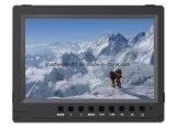 "Monitor da entrada 4k 7 "" LCD de HDMI com projeto de alumínio 1920X painel de 1200 IPS"