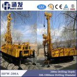foreuse de forage de 200m à vendre (HFW200A)