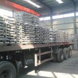 고품질 1 차적인 알루미늄 주괴 99.7%