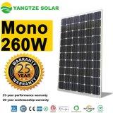 Alta qualità calda di vendita 260 watt di comitati solari di energia in Doubai