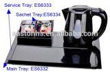 Caldaia di plastica del tè turco automatico dell'interruttore elettrica