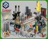 Die nach Maß hohe Standard Präzisions-Metallform-Teile sterben Bauteile