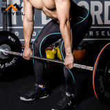 La aptitud del Mens jadea la gimnasia de hombres de los pantalones del deporte Legging