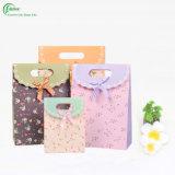 Beaux sacs d'emballage de papier de modèle (KG-PB040)