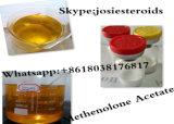 99.5% Порошок Masterone Drostanolone Enanthate Buidling мышцы очищенности стероидный