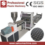 Производственная линия доски дренажа HDPE пластичная
