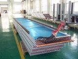 Condensateur en aluminium d'ailette de tube de cuivre pour des climatiseurs