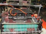 Dubbele Lijnen die de Vuilniszak die van de T-shirt vouwen Machine maken