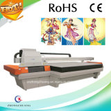 Impresora plana de alta velocidad principal de UV2030 Seiko para la pared integrada