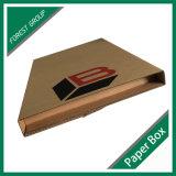 Коробка почтоотправителя книги Brown изготовленный на заказ печатание Corrugated