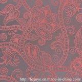 Heißer Verkauf des Polyester-Jacquardwebstuhl-Futter-Gewebes für Kleid (JVP6360A)