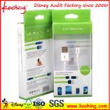Bolso de embalagem de embalagem de blister de alta qualidade para embalagem USB