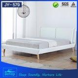 목제 튼튼하고에 있는 새로운 형식 2인용 침대 디자인 및 편리한