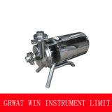 Gesundheitliche CIP selbstansaugende Pumpe des Edelstahl-(GW-315A)