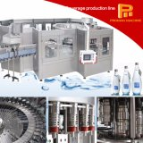 간단한 Operation Washing, Filling 및 Capping Production Line