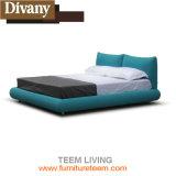 Роскошная кровать мебели спальни конструкции