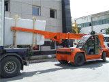 equipo de elevación del programa piloto del brazo telescópico 12ton para la industria de piedra