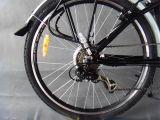 bicicletta senza spazzola En15194 (JSL037A-6) della montagna E del motore 36V di disegno della forcella della sospensione 250W