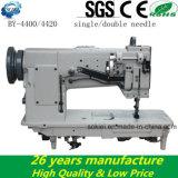 Única máquina resistente dobro de Lockstitich da alimentação composta da agulha 4200