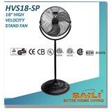 "Heay-Aufgabe Metallaufbau 18 "" hoher Veclocity Standplatz-Ventilator"