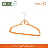 Широко используемая вешалка бархата верхнего качества (3HLH0024)