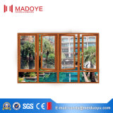 O frame de alumínio da vitrificação dobro Inclinar-Gira o indicador para a comunidade luxuosa da residência