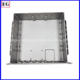 Заливка формы электронного снабжения жилищем коробки алюминиевая для автозапчастей