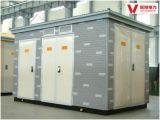Yb10-400kVA에 의하여 Europ 결합되는 변압기 또는 Pretabricated 변전소